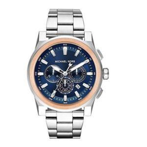 NWT Michael Kors Grayson Chronograph MK8598 Watch